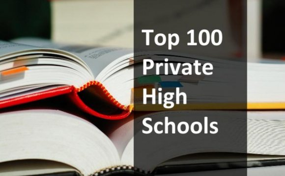 100 Best Private High Schools