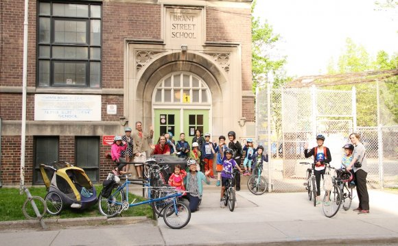 2nd Annual Bike to School Day