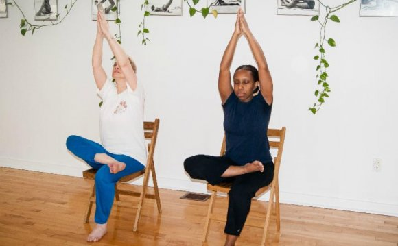 Chair Yoga Training