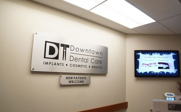 Toronto Downtown Dental Care