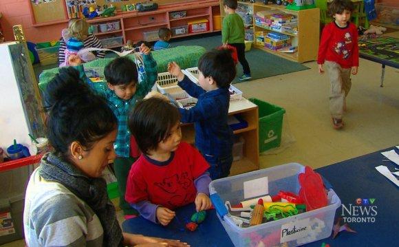 The Toronto public school