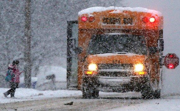GTA school bus, class