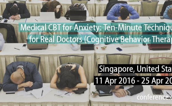 Medical CBT for Anxiety: