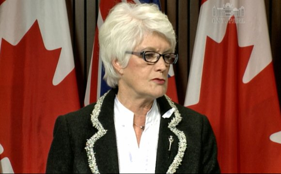 Ontario downplays threat of