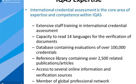 IQAS Expertise International