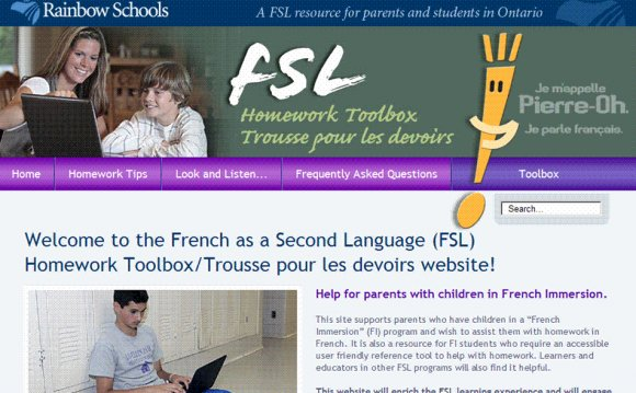 Toronto District School Board French Immersion