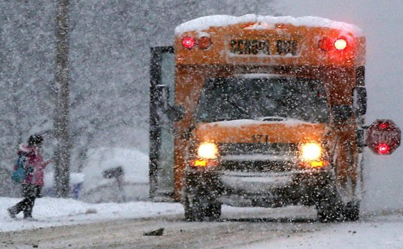 School cancellations in Toronto