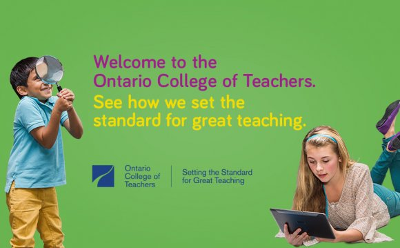 Teaching College Ontario