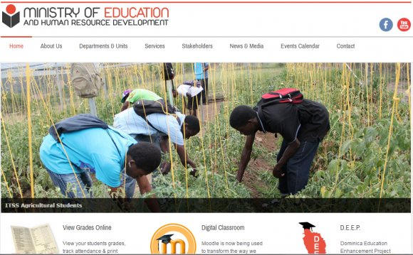 Education Ministry Website