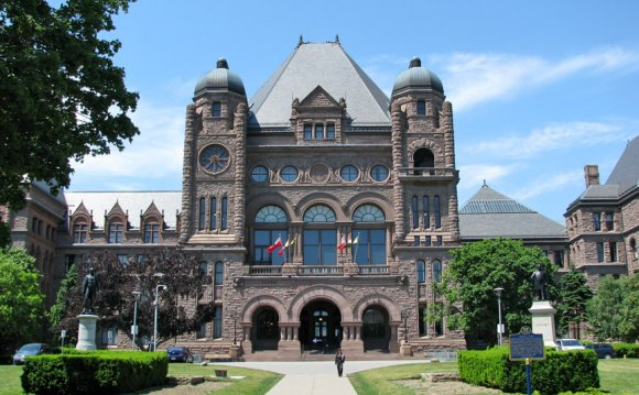 Who is the provincial Government of Ontario?