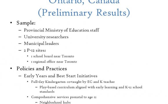 Ministry of Education staff