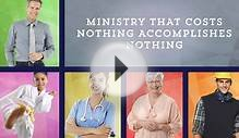 Career Opportunities: Ministry That Costs Nothing