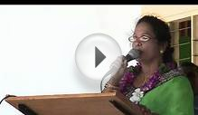 Fijian Education ministry PS Basundra Kumar opens e