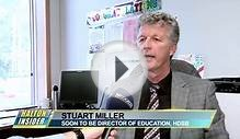 New HDSB Director of Education Stuart Miller - TVCogeco