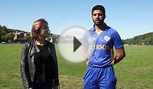 Ryerson University Toronto player Obaid interview with