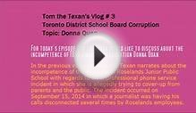 Toronto District School Board incompetence- Donna Quan