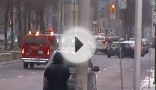 Toronto Fire District Chief 13 Responding