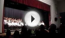 Toronto High School Choir- Spring Choir Concert 2014 (High
